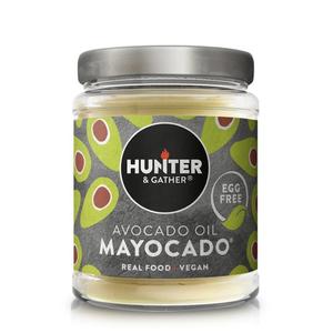 Hunter & Gather Avocado Oil Mayonaisse Egg Free 175g