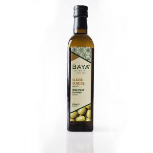 Baya Organic Extra Virgin Olive Oil 500ml