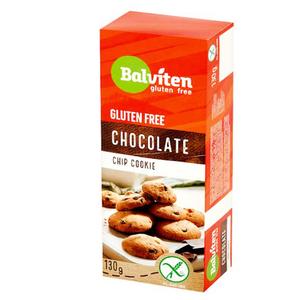 Balviten Gluten Free Butter Chocolate Chip Cookies 130g