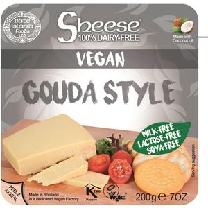 Sheese Vegan Gouda Style 6x200g