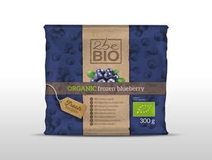 2Be Organic Frozen Blueberry 300g