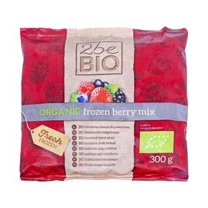 2Be Organic Frozen Berry Mix 300g