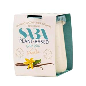 Saba Plant Based Vanilla Yogurt 115g