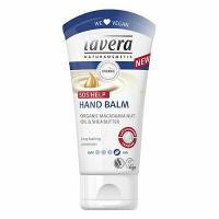 Lavera Organic Macadamia Nut Oil & Shea Butter Sos Help Hand Balm Long Lasting Protection 50ml