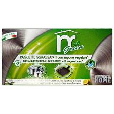 Martini Soaped Steel Wool Pads 7 Pcs Green 7pcs