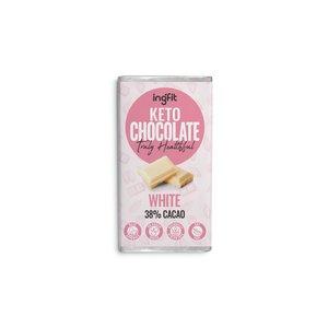 Ingfit Keto White Chocolate 28g