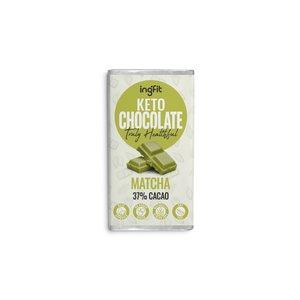 Ingfit Keto Matcha Chocolate 28g