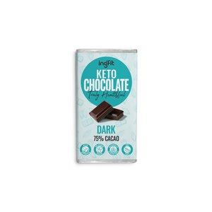 Ingfit Keto Dark Chocolate 28g