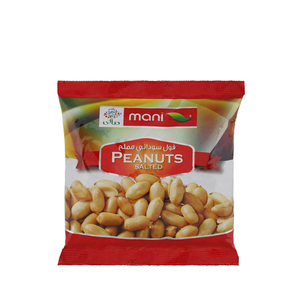Mani Peanut Salted 50g
