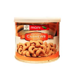 Mani Cashew Salted Tin 110g