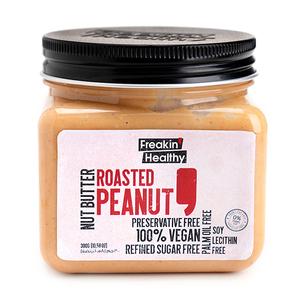 Freakin Healthy Roasted Peanut Butter Spread 300g