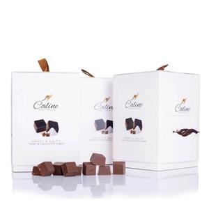 Caline Premium Chocolate Cubes Sweet N Salty 80g