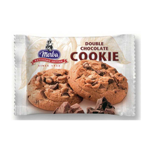 Merba Patisserie Double Chocolate Cookies 25g