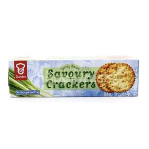 Garden Savoury Crackers Spring Onion 150g