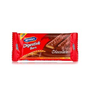 Mcvities Digestive Bars Chocolate 30g