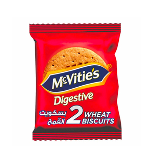 Mcvities Digestive Wheat Biscuits 29.4g