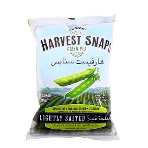 Harvest Snaps Lightly Salted 34g