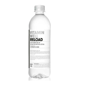 Vitamin Well Reload Lemon Lime 500ml