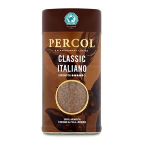 Percol Classic Italiano Instant Coffee 100g