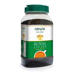Girnar Royal Cup Tea Pet Jar 225g