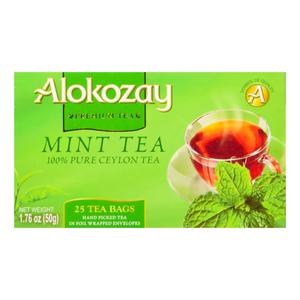 Alokozay Mint Tea 25TB 50g