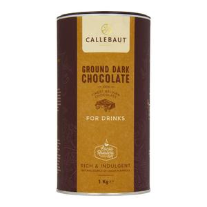 Callebaut Ground Dark Chocolate Powder 1kg