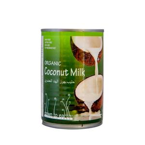 Down To Earth Organic Coconut Milk 400ml