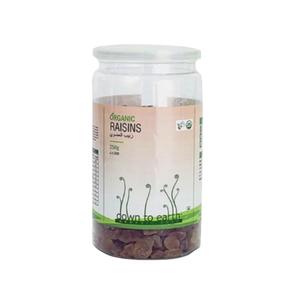 Down To Earth Organic Raisins 250g
