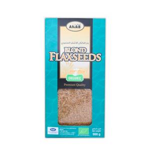Anab Flaxseeds Blonde 500g