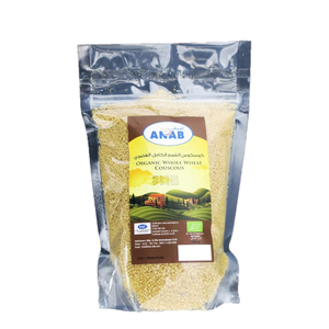Anab Whole Wheat Couscous 500g
