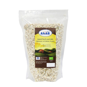 Anab Organic 4 Cereal Flakes 500g