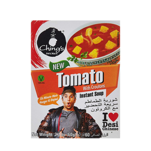 Chings Tomato Instant Soup 60g