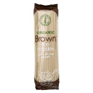 Organic Larder Brown Rice Noodles 220g