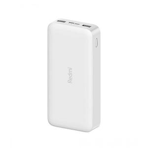 Redmi 20000mAh 18W Fast Charge Power Bank White 1pc