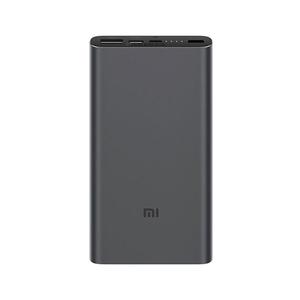 Mi 10000mAh 18W Fast Charge Power Bank 3 Black 1pc