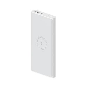 Mi 10000mAh Wireless Power Bank Essential White 1pc