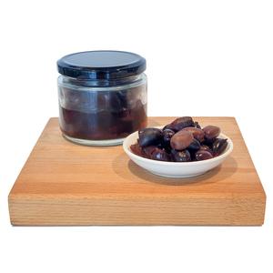 CFF Pitted Mediterranean Olive 200g