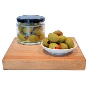 CFF Stuffed Green Olives with Pepper 200g