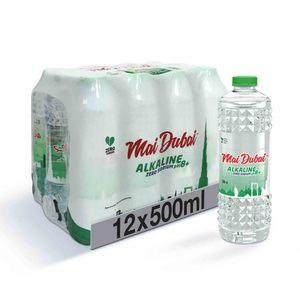 Mai Dubai Alkaline Water 12x500ml