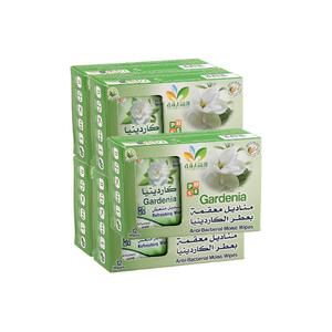 Sharjah Wipes Gardenia 5x12s