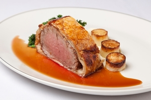 Beef Wellington 1pc