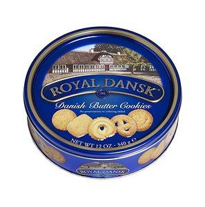 Royal Dansk Butter Cookies 340g