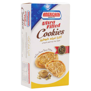 Americana Soft Peanut Butter Cookies 40g