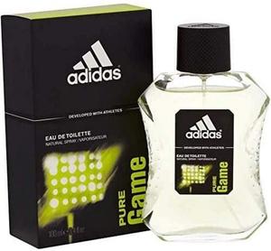 Adidas Pure Game Edt + Deodorant 100ml