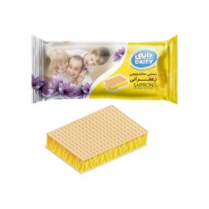 Daity Saffron Sandwich Ice Cream 85g