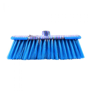 Clean & Clear Broom With Stick 1pc