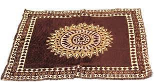 Feather Touch Prayer Mat Small 1pc