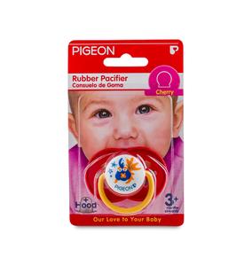 Pigeon Pacifier Regular 1 Cherry Flower 1pc