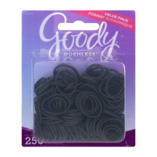 Goody Classic Rubber Band Black 1set