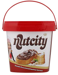 Nutcity Smooth Chocolate Hazelnut Spread 250g